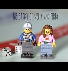 Welly + Febby by Motion Addict Cinematography