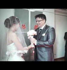 Wedding Video of Kelvin & Christa Stephanie by Trio Films