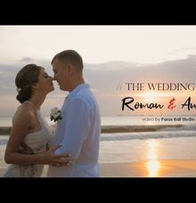 Bali Wedding Highlight -  Roman and Anna at Intercon Bali by Paras Bali Studio