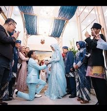Wedding Cinematic Angga Anak Langit dan Naya by Trickeffect
