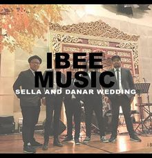 Wedding at Manggala Wanabhakti Sella dan Danar by Ibee Music