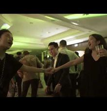 After Party - Mahendra & Karissa by Thea