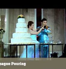 Wedding of Yaohui & Huiting by Bi-lingual Female Emcee Sharlyn Lim