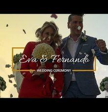 Intimate Wedding of Eva & Fernando by Inaya Putri Bali