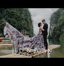 Wawa Dam Prenup of Jed and Joan by Peach Frost Studio