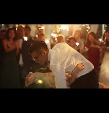 One of the best Wedding first dance ever filmmed by Moc Nguyen Productions