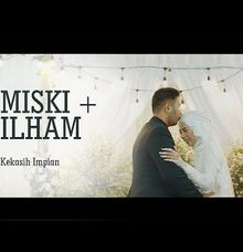Wedding Session Miski & Ilham by Quins Pictures