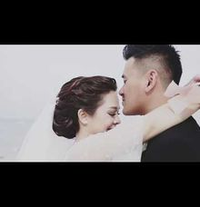 The Wedding Of Deny & Meyrlin At Royal Santrian Bali by Triangle Picture