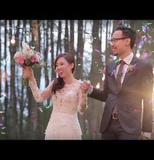 Wedding Andre + Agnes by Capotrait Photography