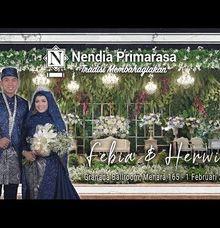 Febia dan Herwin Granada Ballroom  Nendia Primarasa by Nendia Primarasa Catering