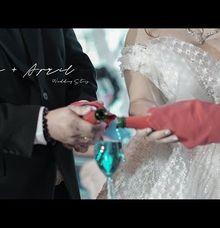 SDE - Adi & April Wedding Story by Creamyylatte Production