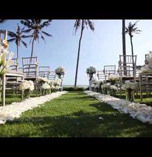 Villa Ombak Luwung Wedding | Kate & Luiz by Bali Red Photography