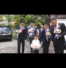 The Wedding of Charles & Vania by Bali Fiesta Wedding Organizer