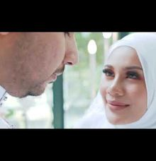 The Solemnization of Farah & Shazwan by IndiWeddings