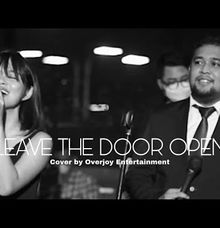 Leave The Door Open - Bruno Mars (Cover) by OVERJOY ENTERTAINMENT