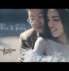Alex & Sherly Pre Wedding & Wedding || Pre Wedding Film &  Same Day Edit by Garry by valentinogarry