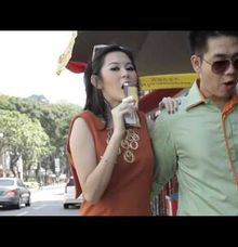 prewed clip Chandra + Milka by primayurie photography