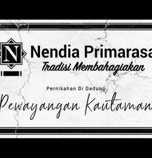 Pernikahan di Pewayangan Kautaman Dengan Nendia Primarasa by Nendia Primarasa Catering