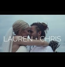 Lauren And Chris by Movilicious