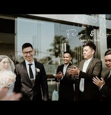 Same Day Edit Fero & Leo Wedding by AKSA Creative