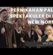 Pernikahan Spektakuler Di Era New Normal 2020 by Ventlee Groom Centre