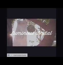 Video Wedding Jake and Wendy by Luminous Bridal Boutique
