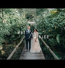 Bali Wedding Video Matt & Minjee by StayBright