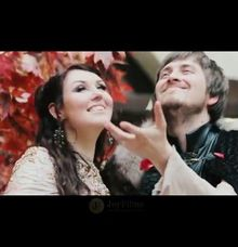 Game of thrones wedding by Wedding planner Oksana Bedrikova