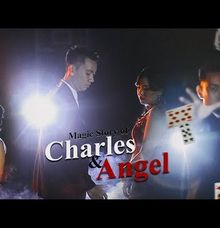 Magic Story of Charles & Angel by Digibox Studio