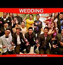 Flashmob Wedding Organizer Jakarta by Forever Dance Crew Wedding Jakarta