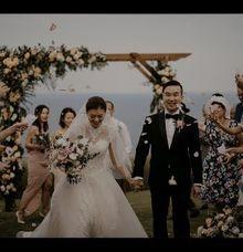 Lucas & Wanyu Wedding Movie at Latitude Villa Bali by AKSA Creative