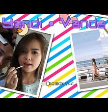 The Prewedding of Yandi + Vanda by Digibox Studio