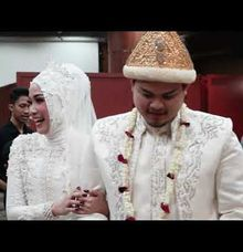 Wedding Video of Vashty & Fahmi by Alexo Pictures