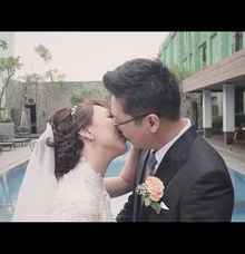 Highlight Wedding of Aldi & Yulia by WS Photography