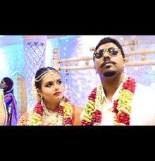 Karthi & Reqha -freezeframe by PaperFilm Studios