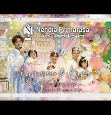 Birthday Party Kymora & Kyra Putri  Lee Jeong Hoon by Nendia Primarasa Catering