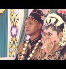 wedding clip of eva & bambang by Shutter Photoworks