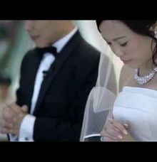 Adeline & Yong Yau by Tirtha Bridal