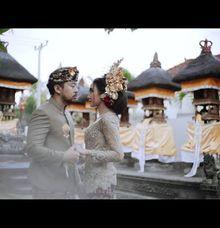 Traditional Balinese Wedding of Dhana & Kanya by Lentera Wedding