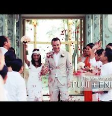 The Wedding of Puji and Enrico at AYANA RESORT AND SPA BALI by mejica