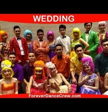 Wedding Anniversary at Grand Mercure Kemayoran by Forever Dance Crew Wedding Jakarta