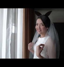Wedding Video of Tiara & Aris by Alexo Pictures