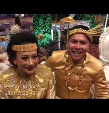 Wedding Organizer @victorishaki & Devy  24 Nov 18 by Fedora Organizer
