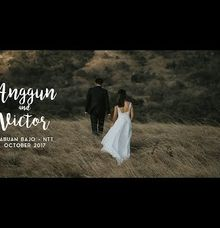 ANGGUN AND VICTOR by Flipmax Photography