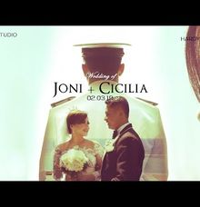 Joni & Cicilia by Digibox Studio