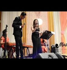 Herry & Rikah  at Dome of The Harvest by Muse Entertainment