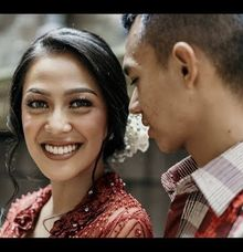 Nadhila Maharani & Fachri Engagement at Eastern Opulence by AKSA Creative