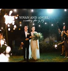 Yovan and Angel : A Wedding Amidst the Pine Trees by Fernand Chrisgerald