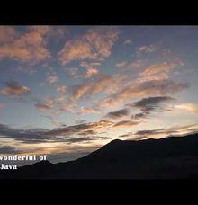 The Wonderful of Indonesia Taman Langit Gunung Banyak Batu Malang by GoFotoVideo