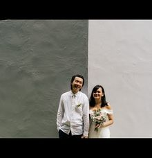 Aaron & Jess by Basic Studio Space